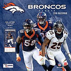 Turner Licensing NFL Team Wall Calendar
