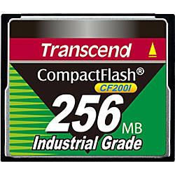 Transcend TS256MCF200I 256 MB CompactFlash