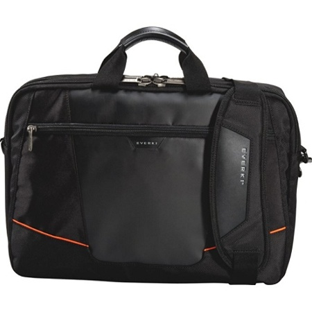 Everki Flight Checkpoint Friendly Laptop Bag Briefcase For 16 Laptops Black By Office Depot Officemax