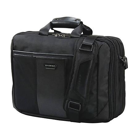 "Everki Versa Premium Checkpoint Friendly Laptop Bag Briefcase For 17.3"" Laptops, Black"