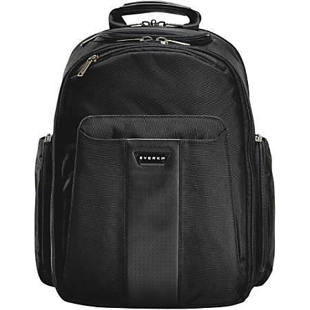 "Everki Versa Premium Checkpoint Friendly Laptop Backpack For 15"" Apple® MacBook® Pro, Black"