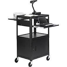 Bretford CA2642DNS E5 Multimedia Cabinet Cart