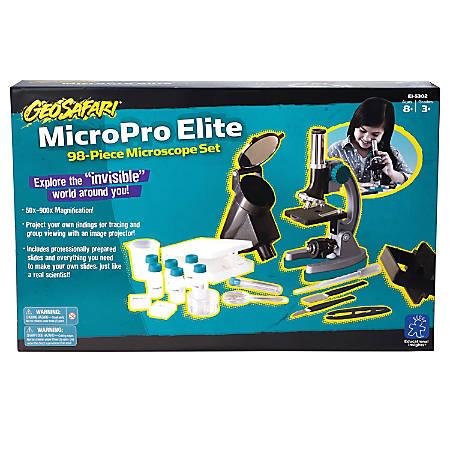 Educational Insights® MicroProElite™ Microscope Set