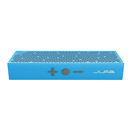 JLab® Crasher Slim Bluetooth Speakers, Blue