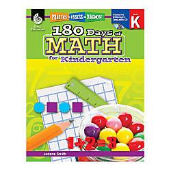 Shell Education 180 Days of Math