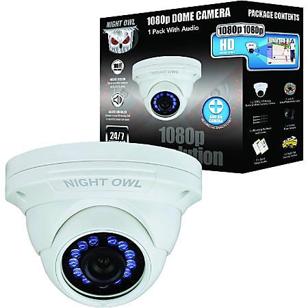 Night Owl CM-HDA10W-DMA 2 Megapixel Surveillance Camera - 1 Pack - Color