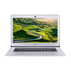 "Acer Aspire CB3-431-C7VZ 14"" Chromebook - 1920 x 1080 - Celeron N3160 - 4 GB RAM - 32 GB Flash Memory - Chrome OS - Intel HD Graphics 400 - In-plane Switching (IPS) Technology - Bluetooth"