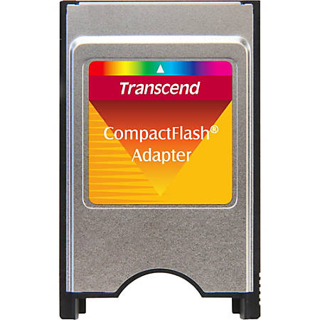 Transcend CompactFlash Adapter - CompactFlash Type I
