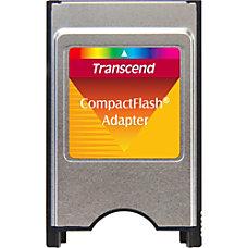 Transcend CompactFlash Adapter CompactFlash Type I