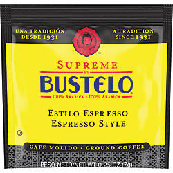 Folgers Supreme By Bustelo Espresso Style