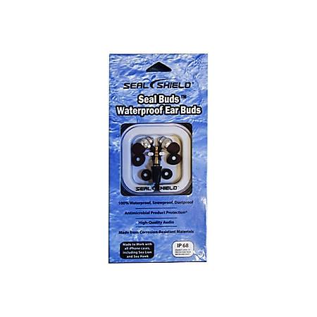 Seal Shield Seal Buds Headphones w/o Microphone