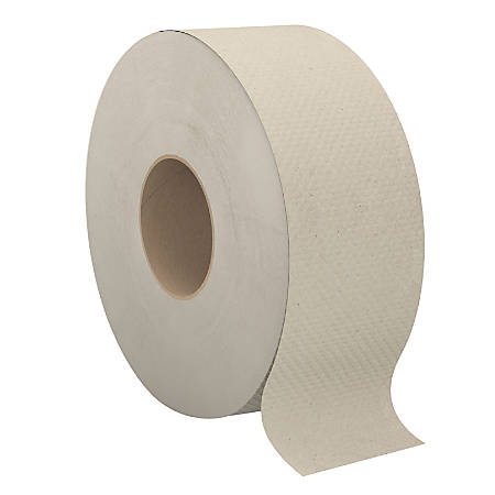 Cascades® Moka™ 100% Recycled Jumbo Bathroom Tissue, 1000' Per Roll, Case Of 12 Rolls