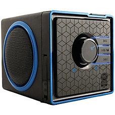 GOgroove SonaVERSE GGSVBX0110BKUS Portable Speaker System