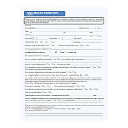 ComplyRight Job Application Long Forms Box