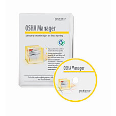 Gradience OSHA Manager Human Resource Software