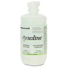 Sperian Eyesaline Eyewash Refill With Extended