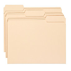 Office Depot Brand Economy File Folders