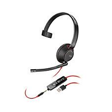 Plantronics Blackwire C510 USB Headset Black
