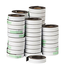 Dowling Magnets Adhesive Magnet Strips 12