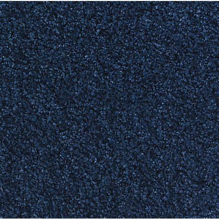 M + A Matting Stylist Floor Mat, 3' x 8', Navy