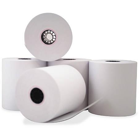 "PM Receipt Paper - 3"" x 150 ft - 50 / Carton - White"