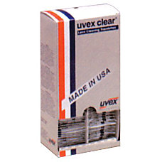Uvex Clear Pre Moistened Lens Cleaning