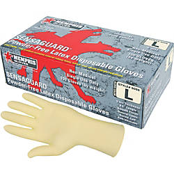 MCR Safety Powder free Rubber Latex