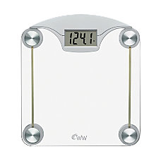 Conair Weight Watchers Digital Bathroom Scale