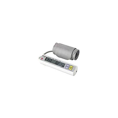Panasonic® EW3109W Portable Automatic Arm Blood Pressure Monitor, Gray