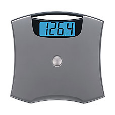 Taylor Digital Bathroom Scale Silver
