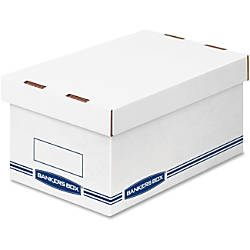 Bankers Box Organizers Medium 12ctn External