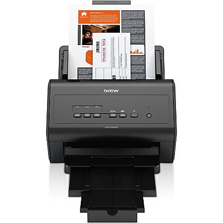 Brother® ImageCenter Sheetfed Scanner, ADS-3000N