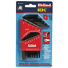 Eklind 13 Piece Short Arm L