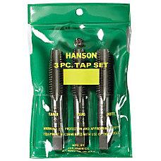 SET 516 18NC 3PC TAP HANSON