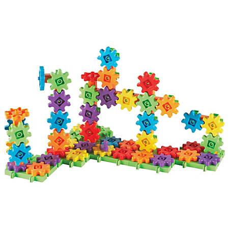 Learning Resources® Gears! Gears! Gears!® Beginner's Building Set, Pre-K - Grade 5