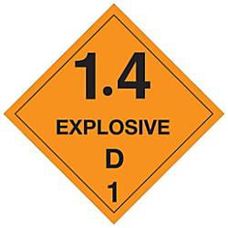 Tape Logic Preprinted Shipping Labels DL5035