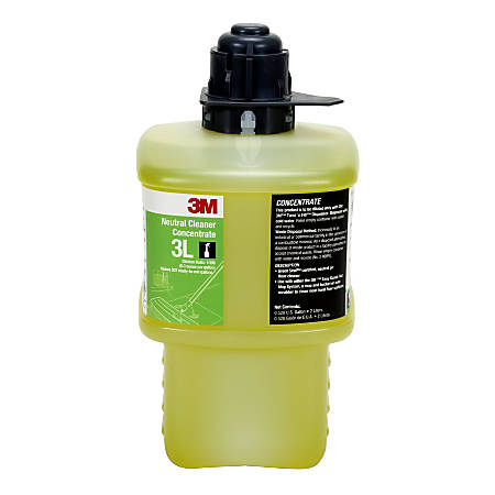 3M™ 3L Neutral Floor Cleaner Concentrate, 2 Liters