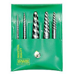 IRWIN Spiral Flute Extractor Set 5