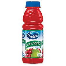 Ocean Spray Pepsico Bottled Cran Apple