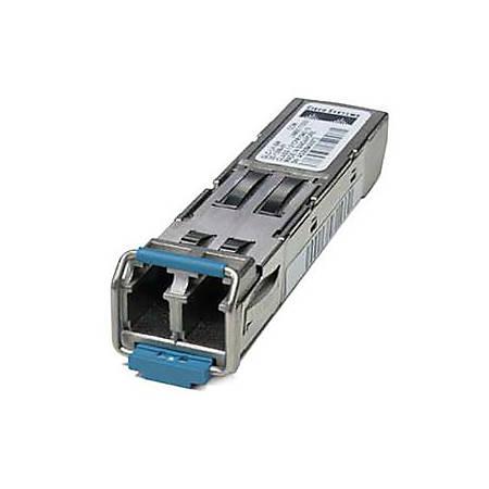 Cisco 1000BASE-SX SFP (mini-GBIC) - 1 x 1000Base-SX