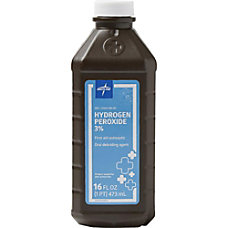 Medline 3 Percent USP Hydrogen Peroxide