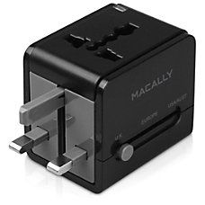 Macally Universal Power Plug Adapter