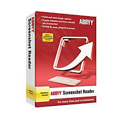 ABBYY Screenshot Reader 11 Download Version