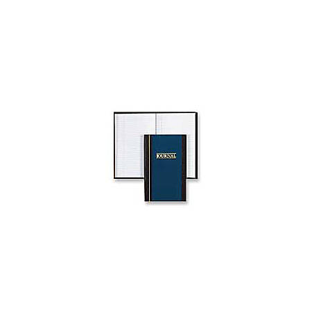 """Account Book, Journal, 11 3/4"""" x 7 1/4"""", 150 Pages"""
