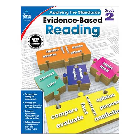 Carson-Dellosa™ Evidence-Based Reading Workbook, Grade 2
