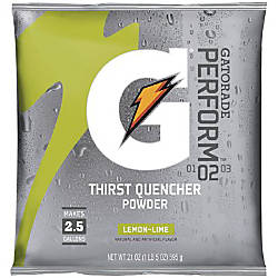 Gatorade Variety Instant Powder 21 Oz