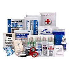 First Aid Only 905609056290588 25 Person