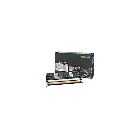 Lexmark Toner Cartridge - Laser - Standard Yield - 4000 Pages - Black - 1 Each