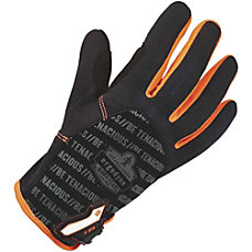 812 XL Black Standard Utility Gloves