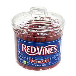 Red Vines Red Licorice Twists 35